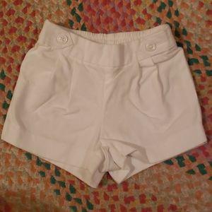 Janie and Jack baby girls shorts